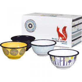 Bowls (set of 4)