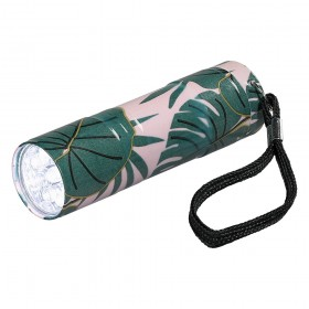 Flashlight POS Safari Green Pink & Blue